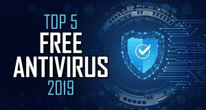 Top 5 Best FREE ANTIVIRUS Software