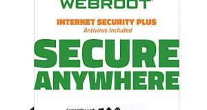 Webroot Internet Security Plus with