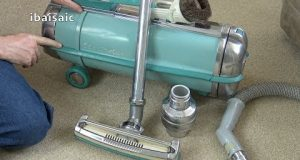Vintage Electrolux Automatic G American Canister Vacuum Cleaner Unboxing