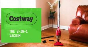 Costway 2-in-1 vacuum cleaner introduction video (EP22751)