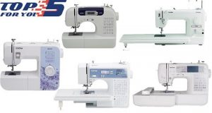 Top 5 Best Brother Sewing Machines 2019 – 2020