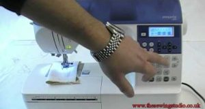 Brother Innovis-600 Sewing Machine Review (Part-2)