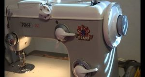 Old Sewing Machines | PFAFF | Singer | Janome Hello Kitty Sewing