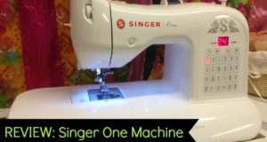 REVIEW: Singer One Sewing Machine