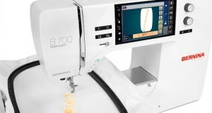 BERNINA 700 Embroidery Machine – Flawless Embroidery Every Time!