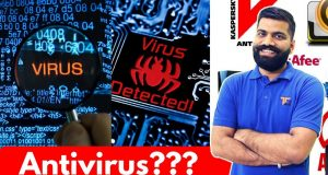 How Antivirus Works? Best Antivirus