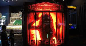 Dark Escape 4D Arcade Game At Dave
