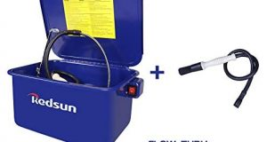Red Sun Parts Washer 3.5 Gallon