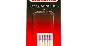 Purple Tip Sewing Machine Needles Size