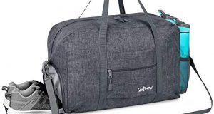 Sports Gym Bag with Wet Pocket & Shoes