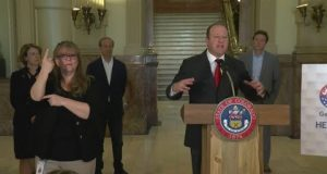 Complete Coronavirus News Conference: Gov. Jared Polis Talks About How Coloradans Can Help