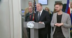 News conference: Gov. Polis, other health officials discuss Colorado's first coronavirus death