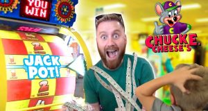 Chuck E Cheese Family Ticket Battle: