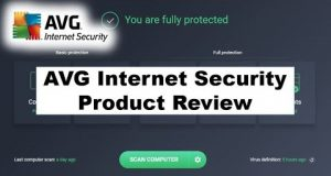 AVG Internet Security PC Security