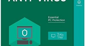 Kaspersky 8135807 Anti-Virus 2017 3