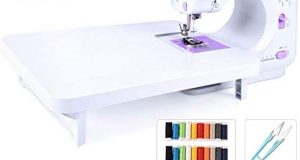 Portable Electric Sewing Machine with