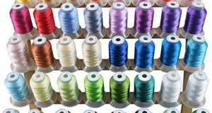 New brothread 40 Brother Colors