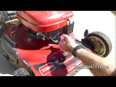 Simple Lawn Mower Tune-Up and Maintenance Aurora & Denver CO
