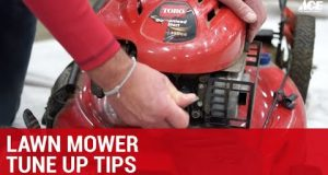 Lawn Mower Tune Up Tips – Ace Hardware