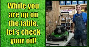 Easy Steps to Tuning Up a LAWN-BOY Self-Propelled Lawn Mower | 2019/05