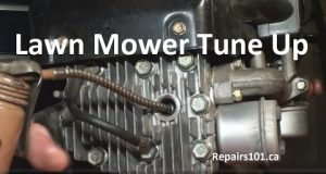 Lawn Mower Tune Up