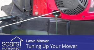 Tuning Up a Walk-Behind Lawn Mower