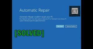 How to Fix Automatic Repair Loop in