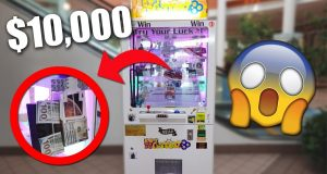 I Found an Arcade Game with $10,000