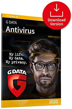 G DATA Antivirus 2020 | 3 PCs – 1 Year