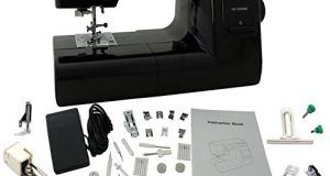 Janome HD 3000 BE Black Edition with
