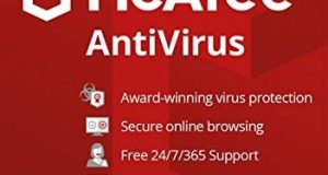 McAfee AntiVirus Protection 2020