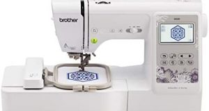 Brother SE600 Sewing and Embroidery