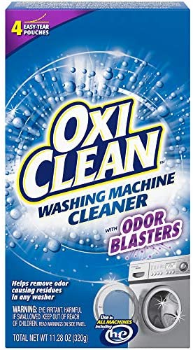 OxiClean Washing Machine Cleaner with