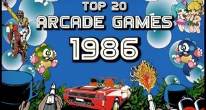 TOP 20 ARCADE GAMES DEL AÑO 1986  |