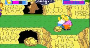 The Simpsons Arcade Game | No Death