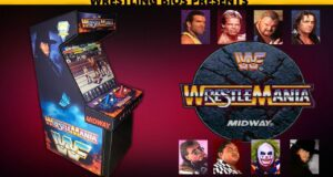 A Look at WrestleMania: The Arcade