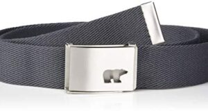 Jack Nicklaus Men's Web Belt