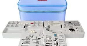 Janome 9mm Foot Accessory Storage Case
