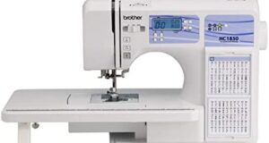 Brother HC1850 Sewing and Quilting