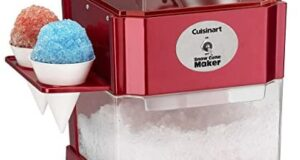 Cuisinart Snow Cone Maker, One Size,