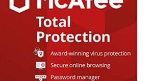 McAfee Total Protection 2020 Antivirus