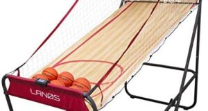Dual Shot Basketball Arcade Game with