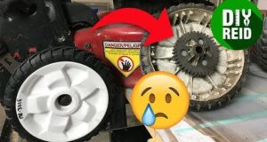 How to Fix Toro Personal Pace Mower Rear Wheel Drive Grinding