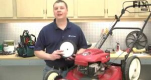 Toro Lawn Mower Repair – How to replace the Drive Wheels