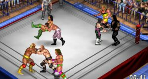 Game Review – Fire Pro Wrestling