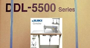 Juki DDL-5550 LockStitch Industrial