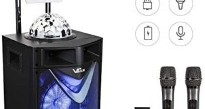 VeGue Wireless PA Speaker System for