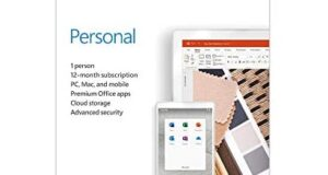 Microsoft 365 Personal | 12-Month
