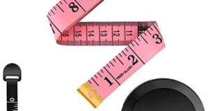 2 Pack Tape Measure Measuring Tape for