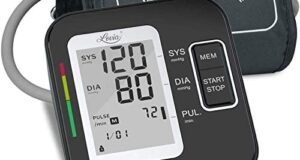 Blood Pressure Monitor for Upper Arm,